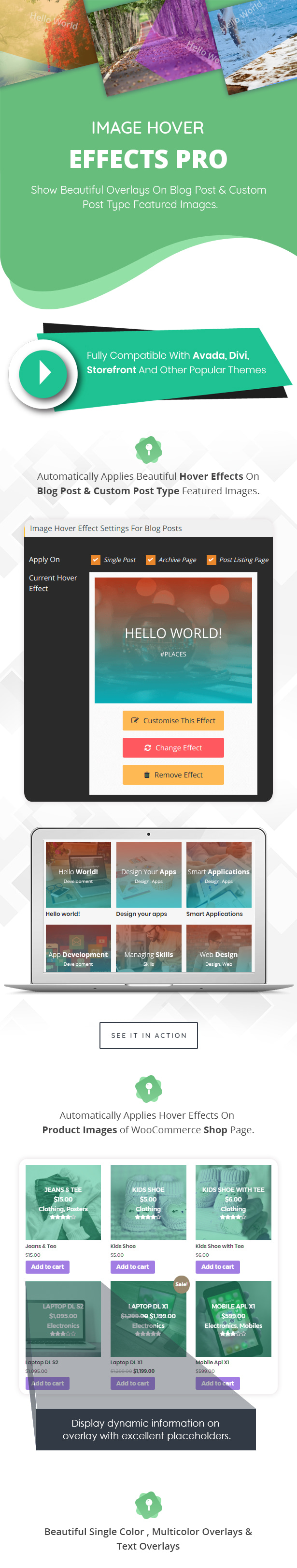 WP Image Hover Effects - 1